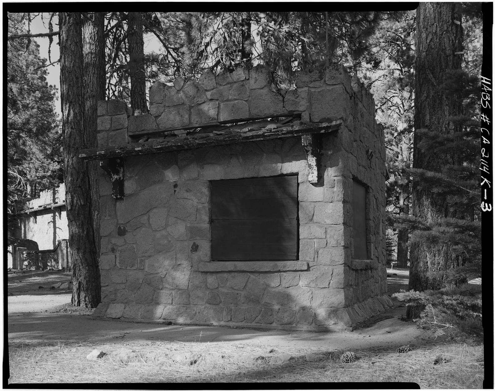 Lassen Volcanic National Park, Loomis Seismograph Station, Mineral, Tehama County, CA