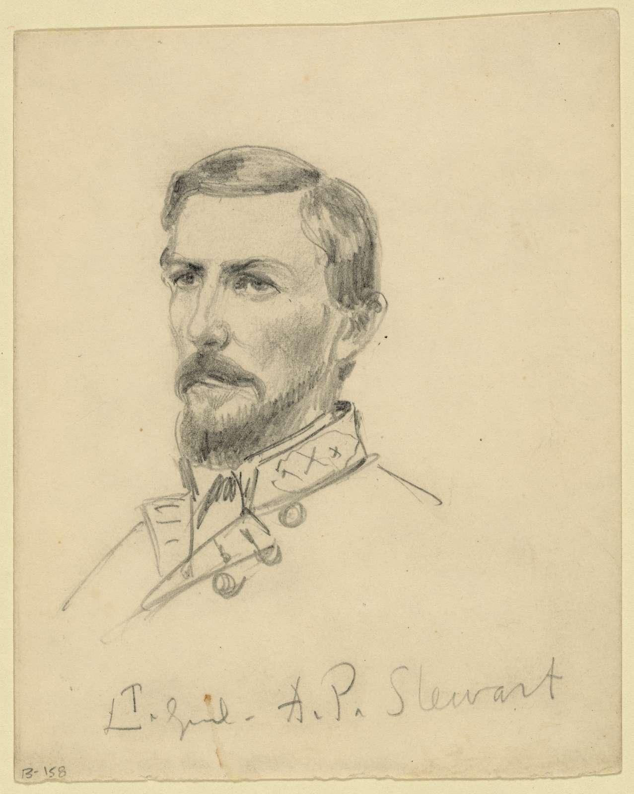 Lt. Genl. A.P. Stewart