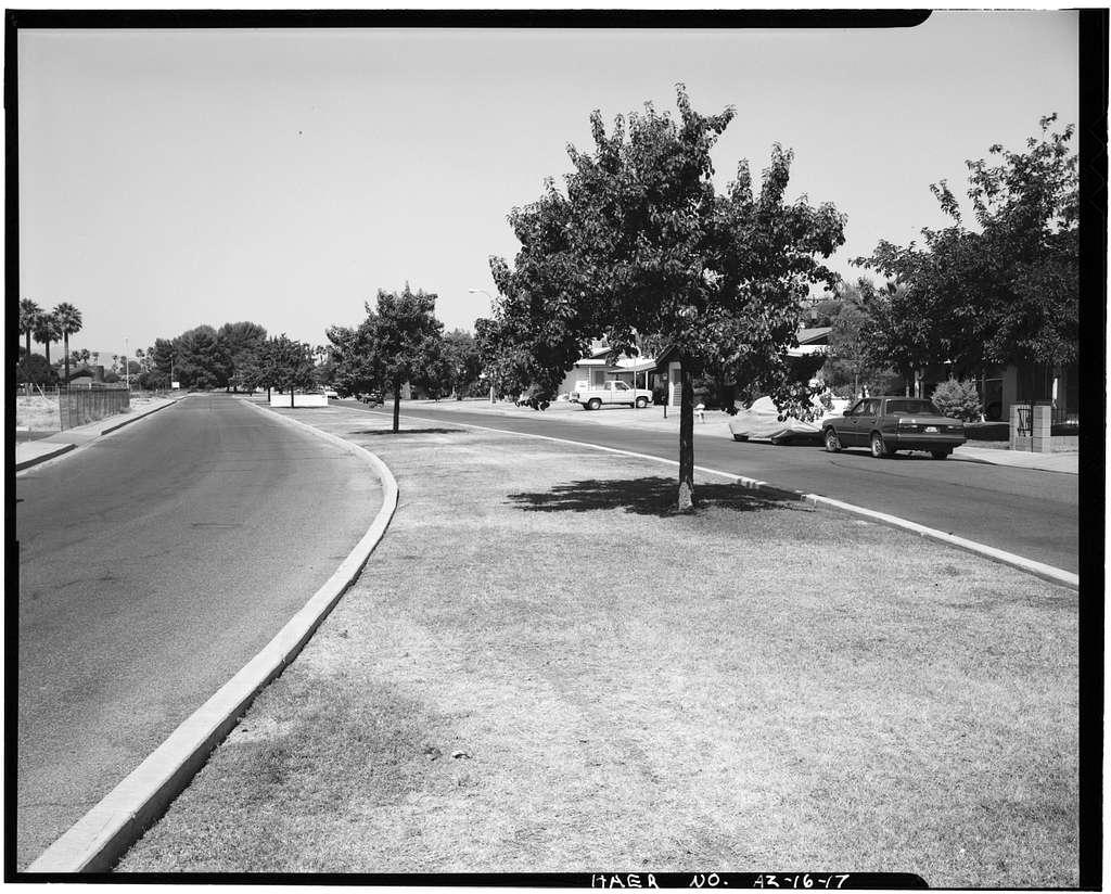 Tempe Canal, South Side Salt River in Tempe, Mesa & Phoenix, Tempe, Maricopa County, AZ