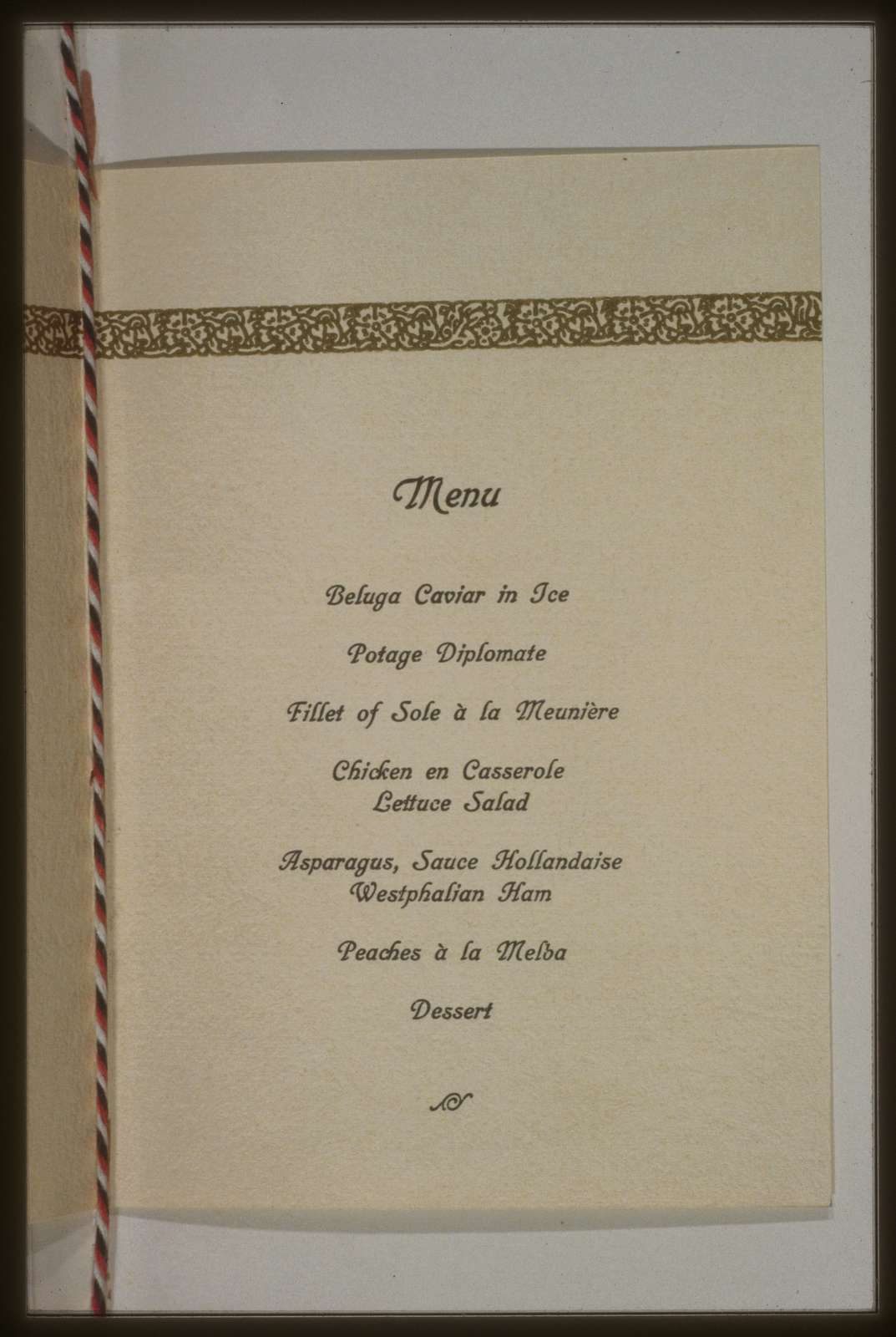 [The  20th anniversary dinner invitation of Mr. and Mrs. Harry Houdini]