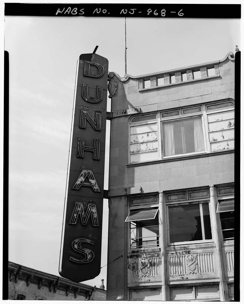 Wallach Building, 88 East State Street, Trenton, Mercer County, NJ