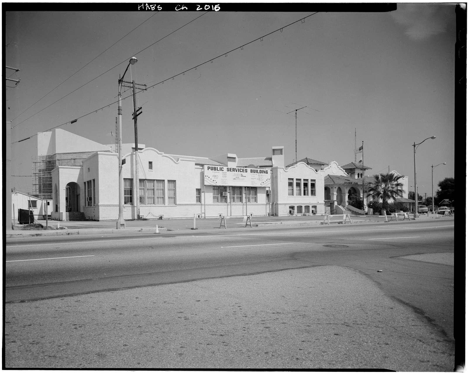 Central School, 14403 East Pacific Avenue, Baldwin Park, Los Angeles County, CA