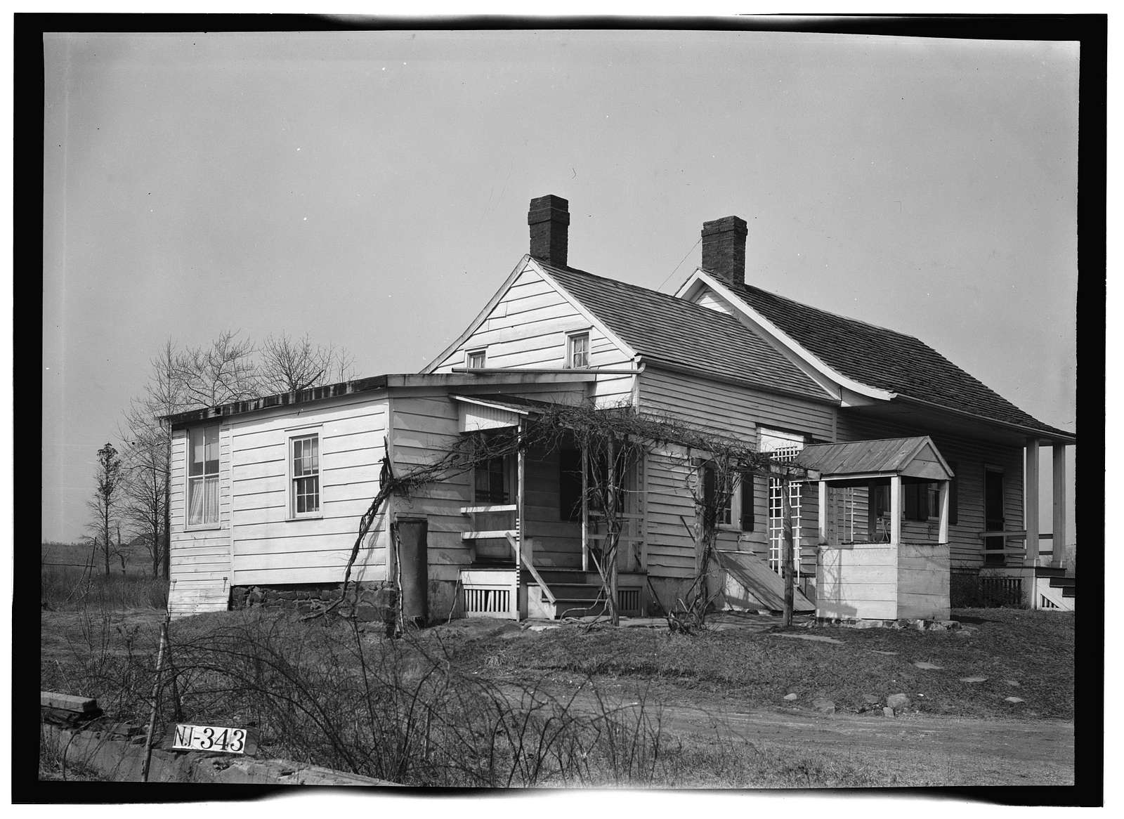 Van Saun House, Howland Avenue, Paramus, Bergen County, NJ
