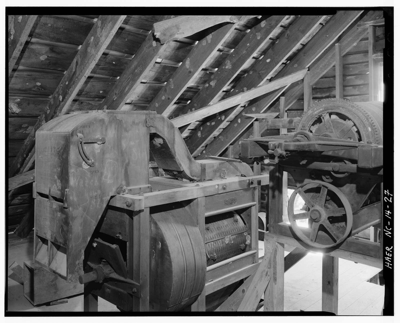 Womack's Mill, Yanceyville, Caswell County, NC