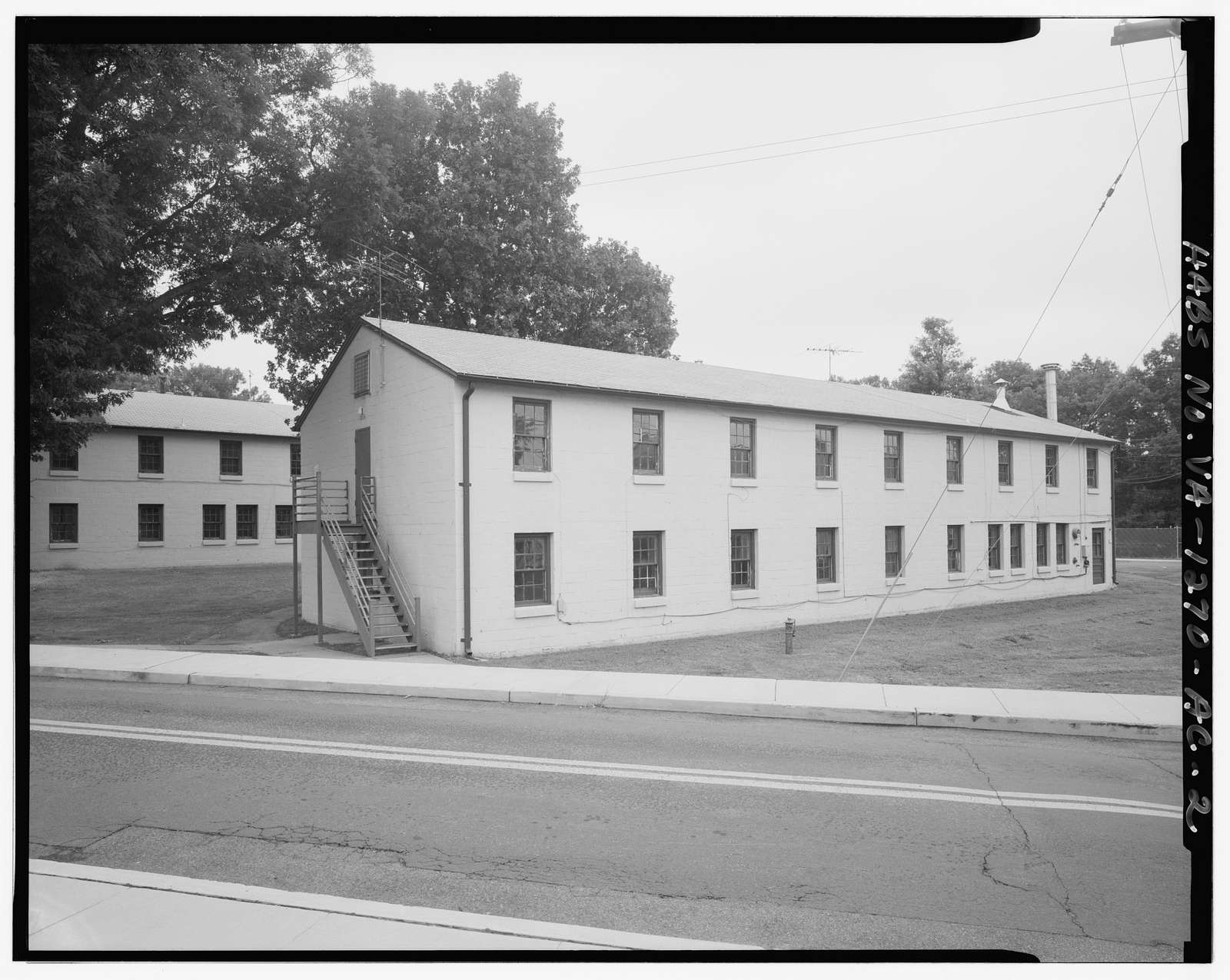 Arlington Hall Station, Building No. 504, 4000 Arlington Boulevard, Arlington, Arlington County, VA