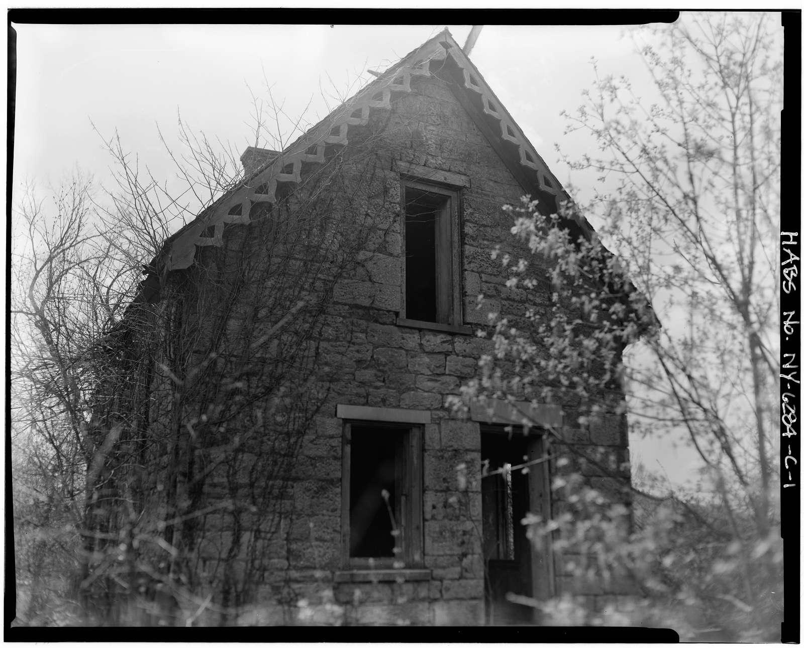 Simpsonville, 8 Power Avenue (House), Hudson, Columbia County, NY