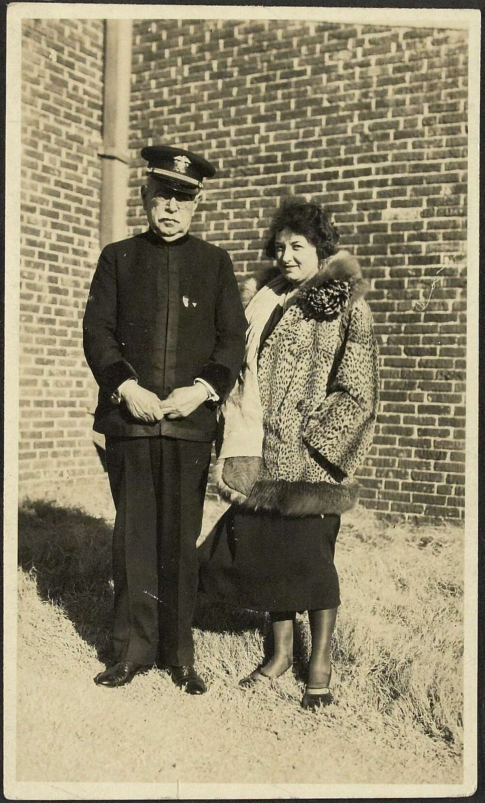 Sousa and Marjorie Moody