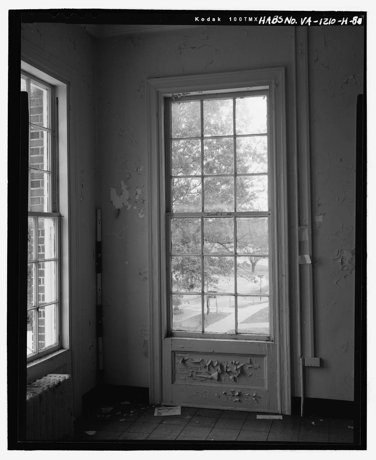 Southern Branch of the National Home for Disabled Volunteer Soldiers, Building 69, Harris Avenue, Hampton, Hampton, VA