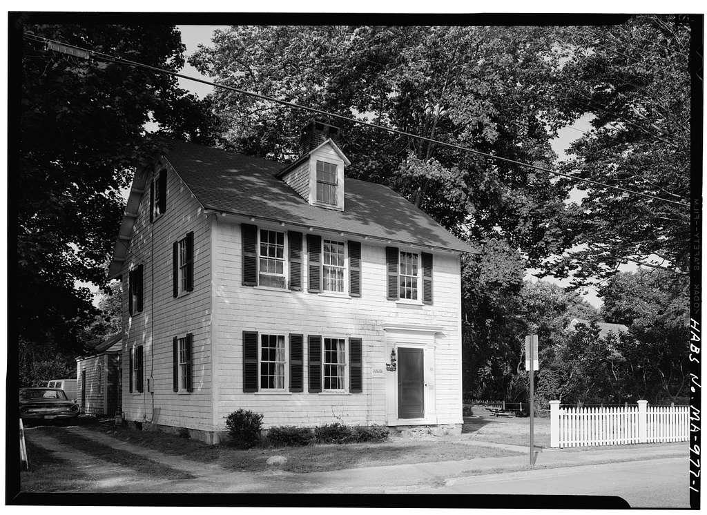 Conent House, 65 Palmer Avenue, Falmouth, Barnstable County, MA