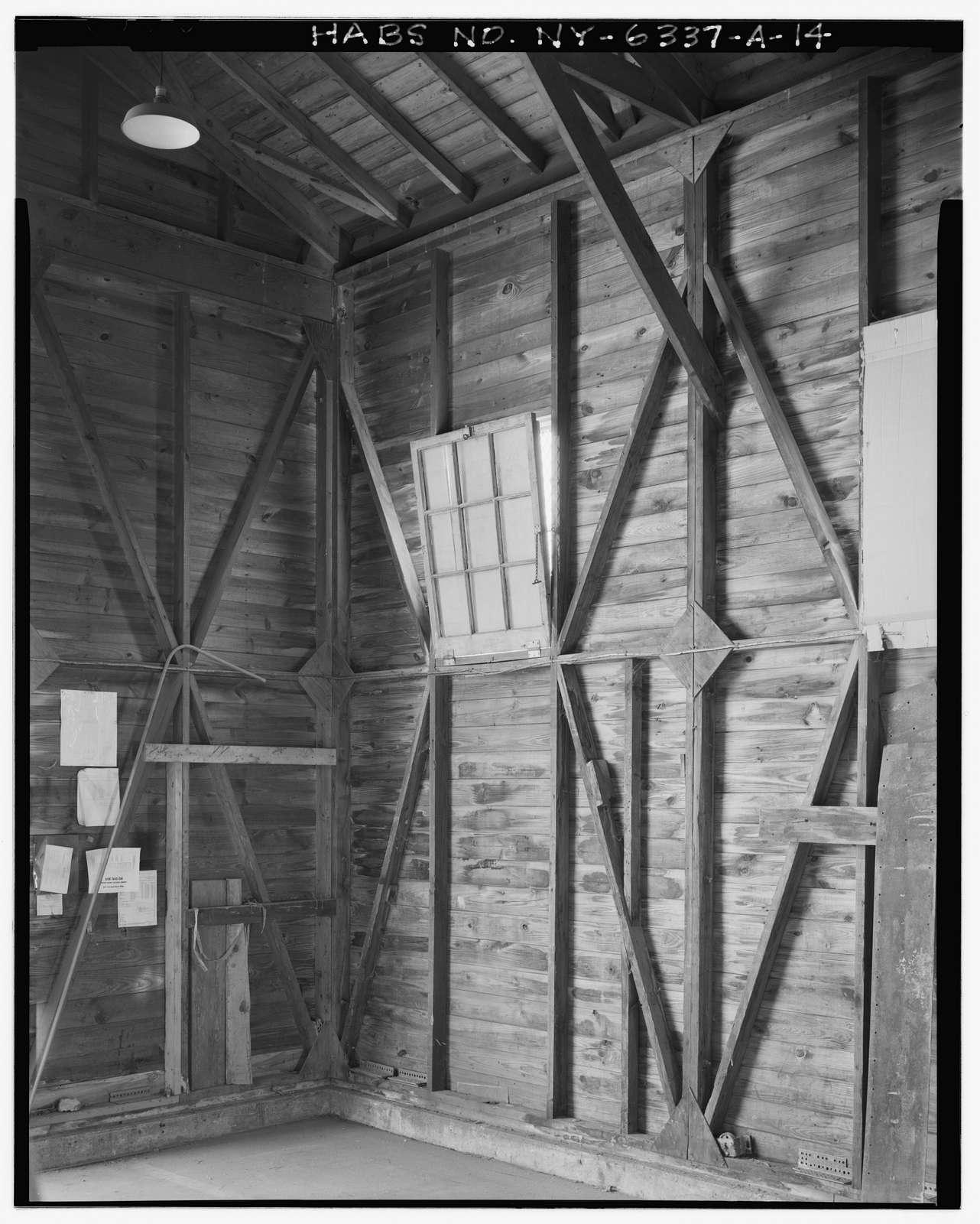 Fort Drum, Ordnance Warehouse, Northwest corner of Railroad Street & Ordnance Road, Watertown, Jefferson County, NY