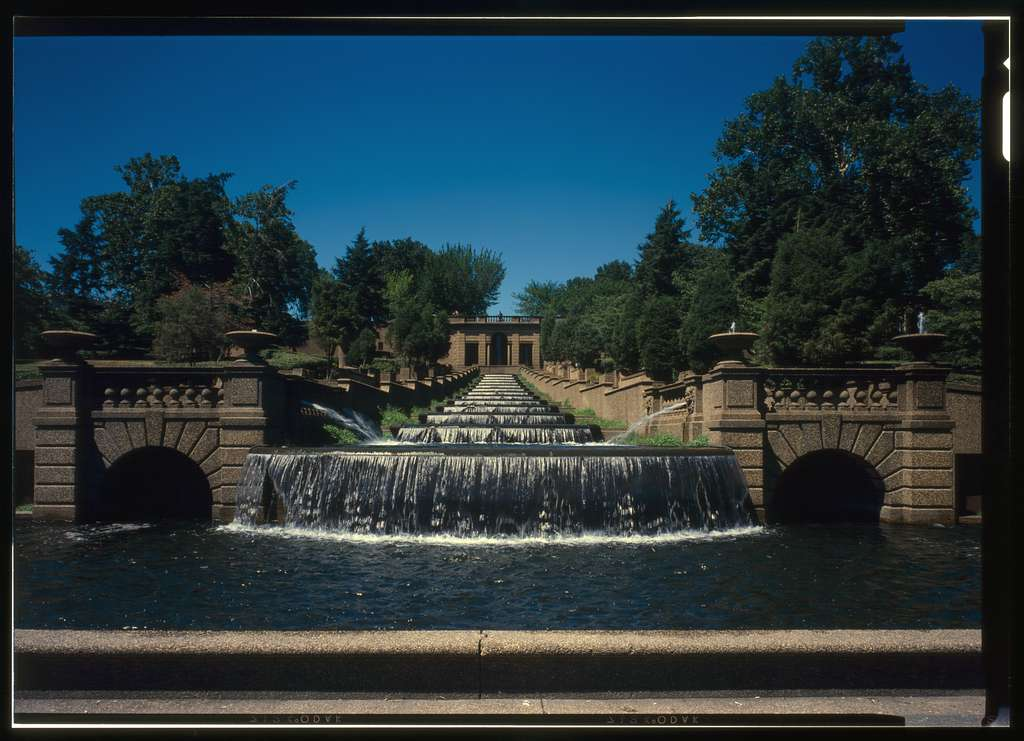 Meridian Hill Park, Bounded by Fifteenth, Sixteenth, Euclid & W Streets, Northwest, Washington, District of Columbia, DC