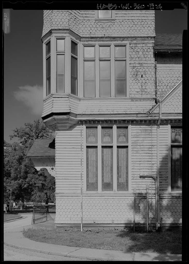 National Home for Disabled Volunteer Soldiers, Northwestern Branch, Chapel, 5000 West National Avenue, Milwaukee, Milwaukee County, WI