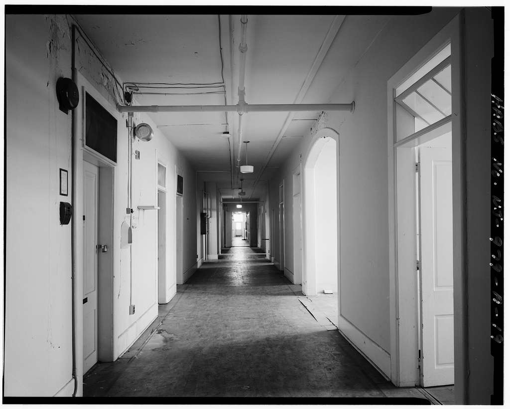 New Jersey Memorial Home, Main Building, 524 Northwest Boulevard, Vineland, Cumberland County, NJ