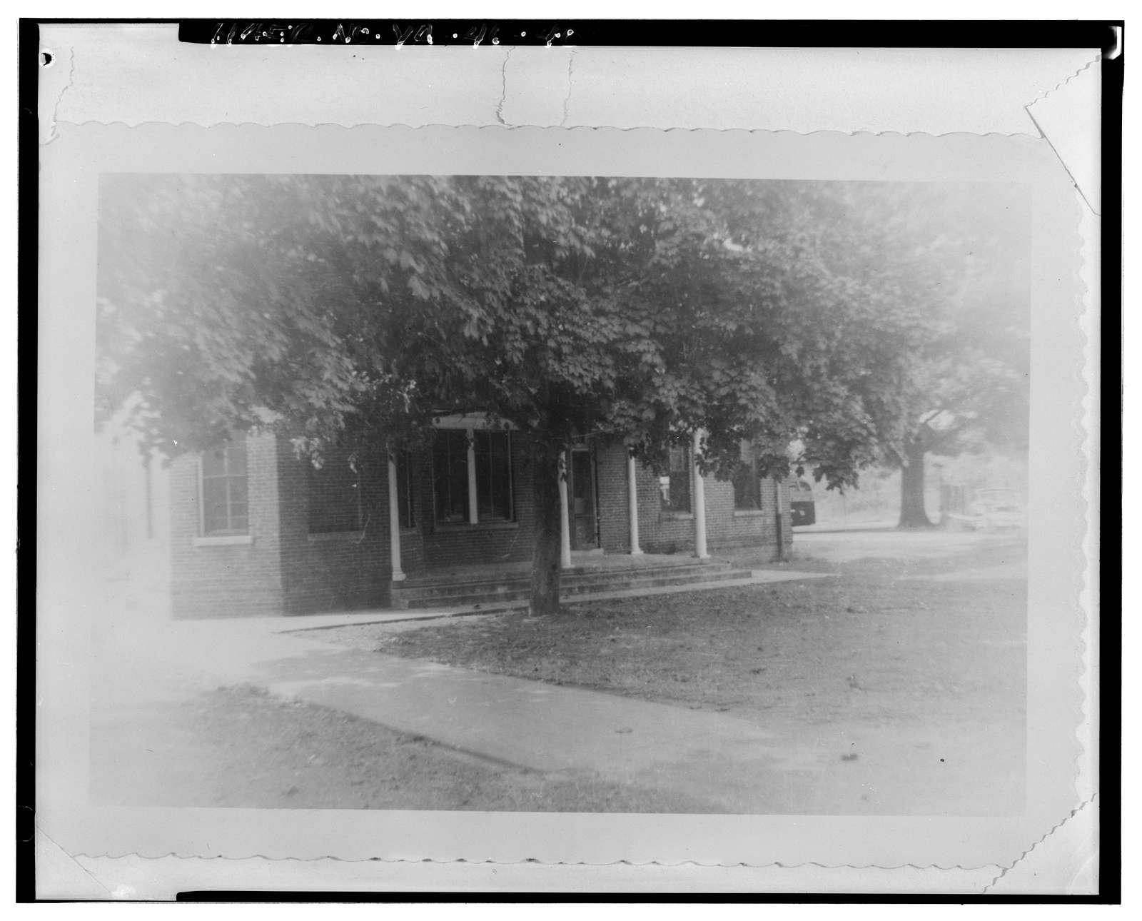 Newport News & Old Point Railway & Electric Company, Trolley Barn & Administration Building, 3400 Victoria Boulevard, Hampton, Hampton, VA