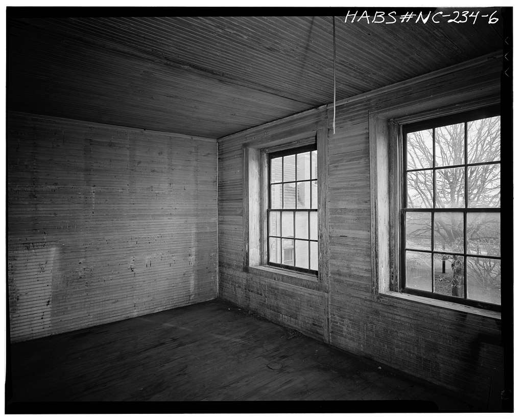 Richard Eames Building, 220-222 North Depot Street, Salisbury, Rowan County, NC