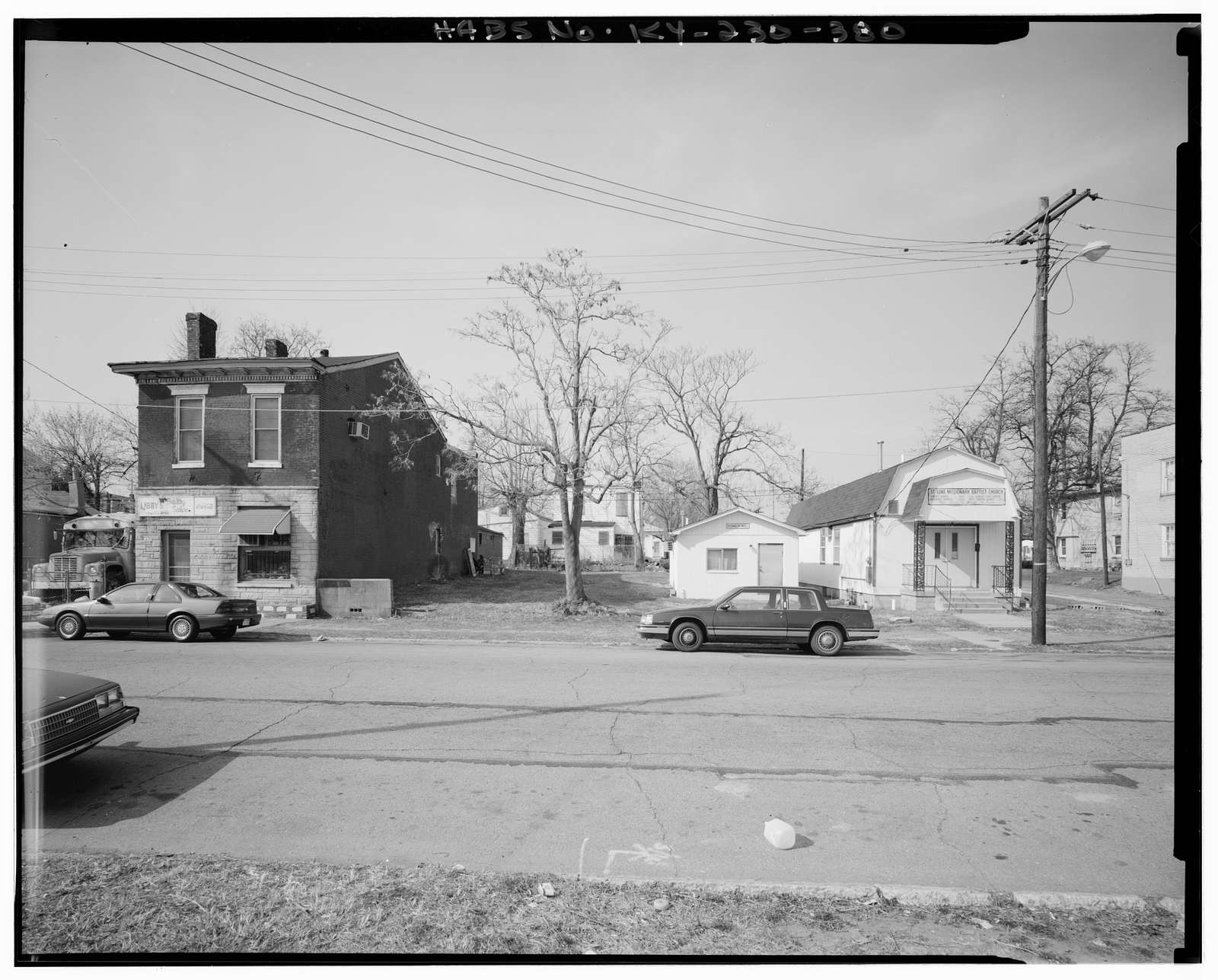 Russell Neighborhood, Bounded by Congress & Esquire Alley, Fifteenth & Twenty-first Streets, Louisville, Jefferson County, KY