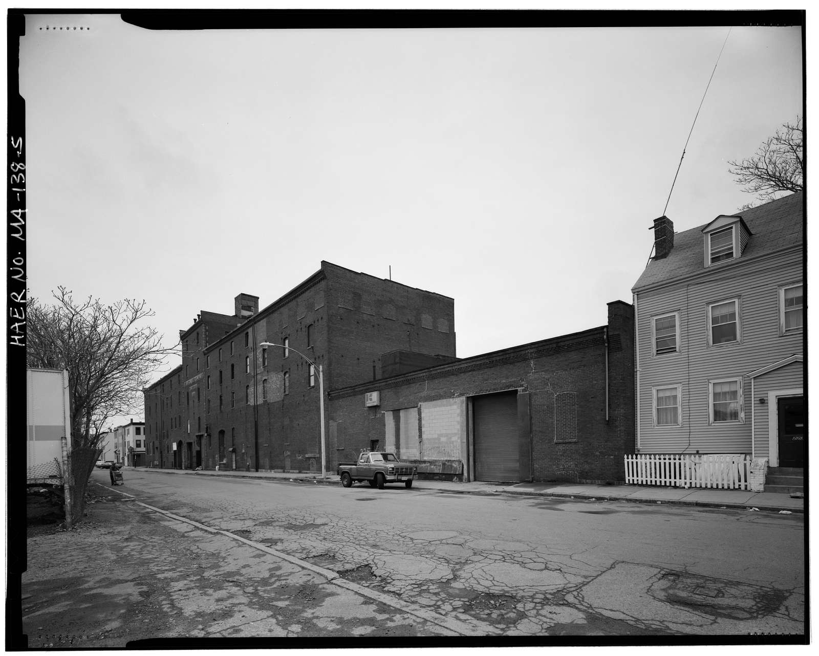 Boston Beer Company, 225-249 West Second Street, South Boston, Suffolk County, MA