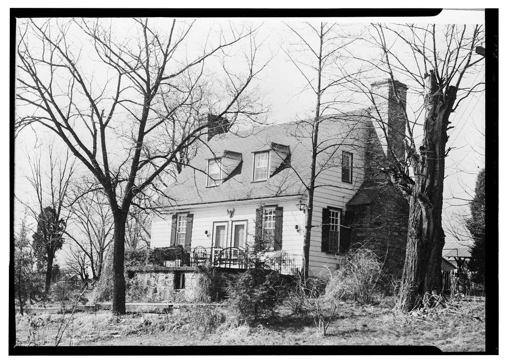 Colchester Inn, 10712 Old Colchester Road, Lorton, Fairfax County, VA