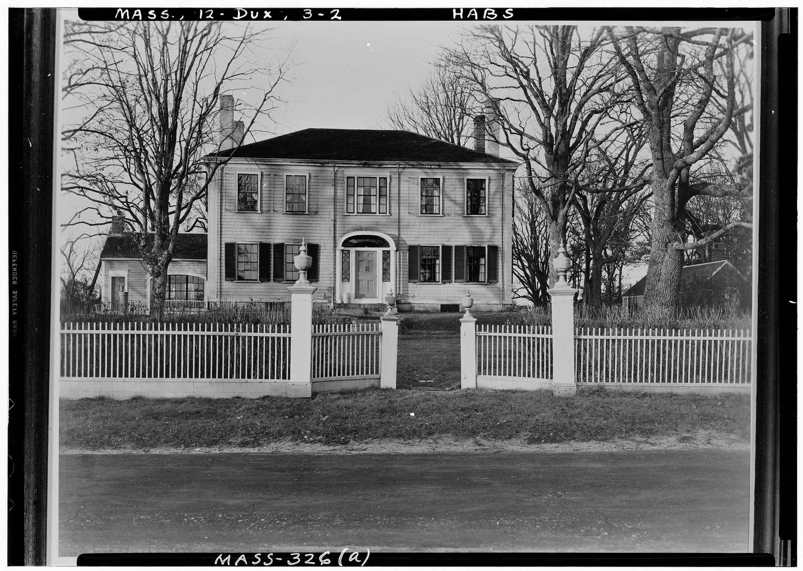 King Caesar House, King Caesar Road, Powder Point, Duxbury, Plymouth County, MA