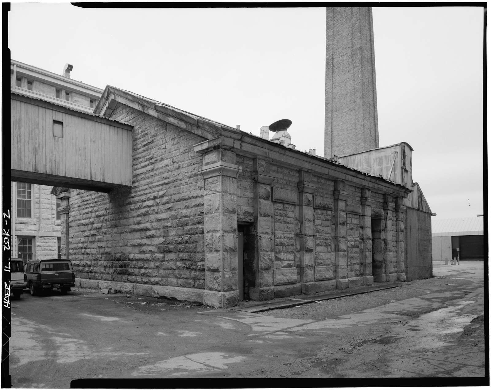 Rock Island Arsenal, Building No. 105, South Avenue between Gillespie Avenue & Second Street, Rock Island, Rock Island County, IL