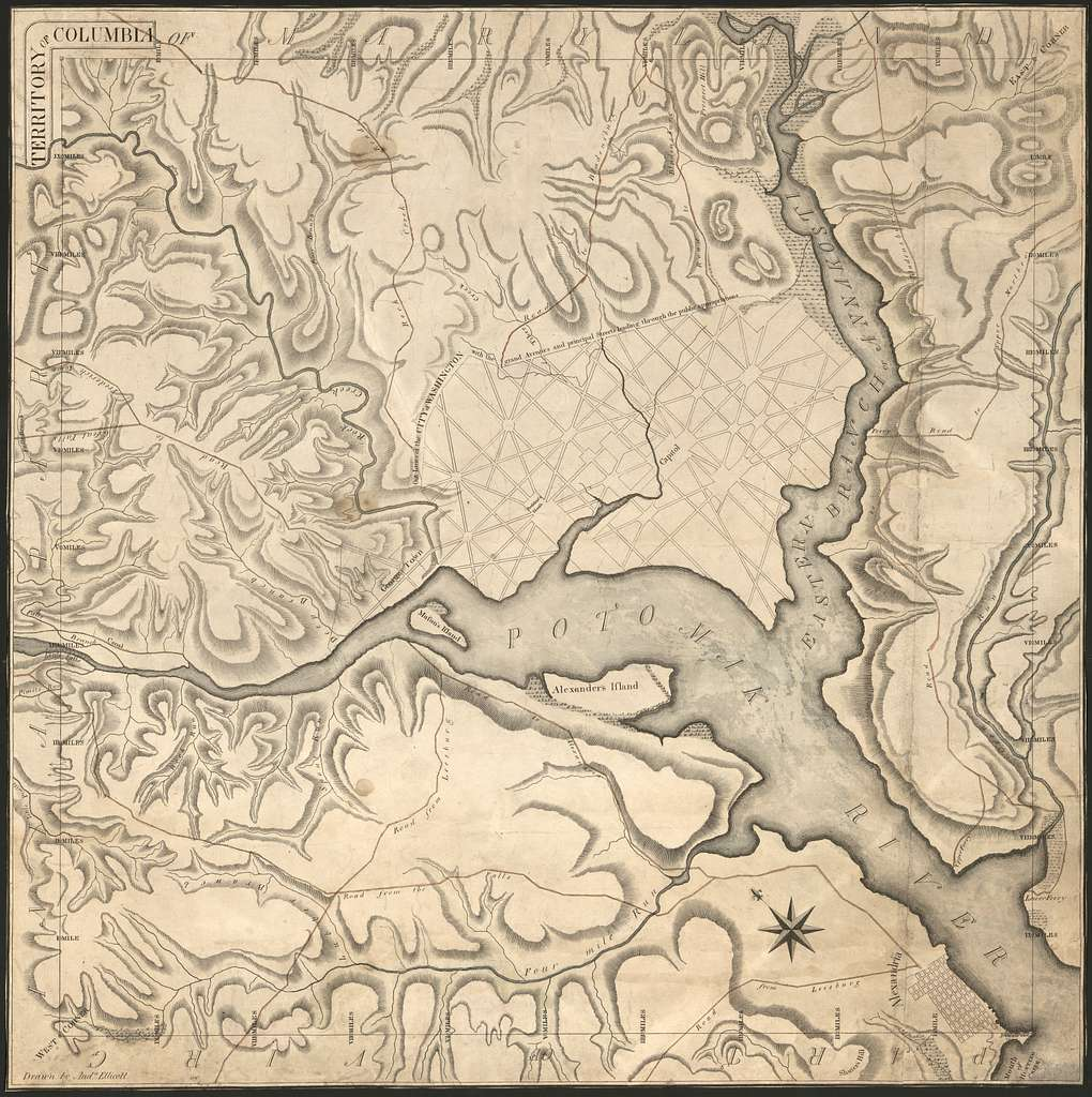 Territory of Columbia /