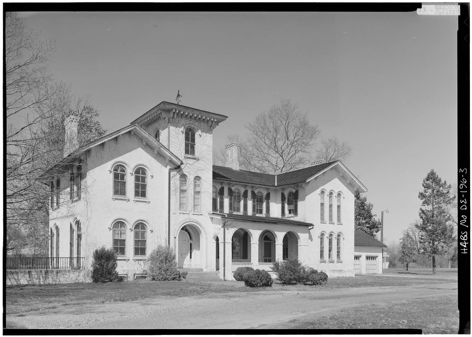 Governor William H. Ross House, State Route 543, Seaford, Sussex County, DE