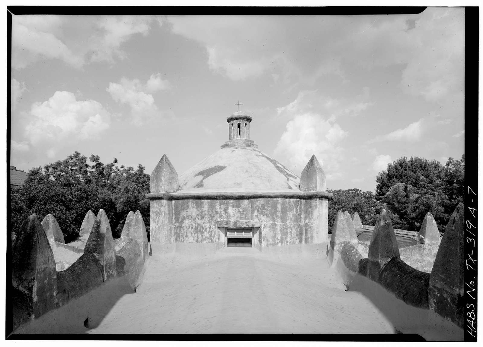 Mission Senora de la Purisima Concepcion, Church, 807 Mission Road, San Antonio, Bexar County, TX