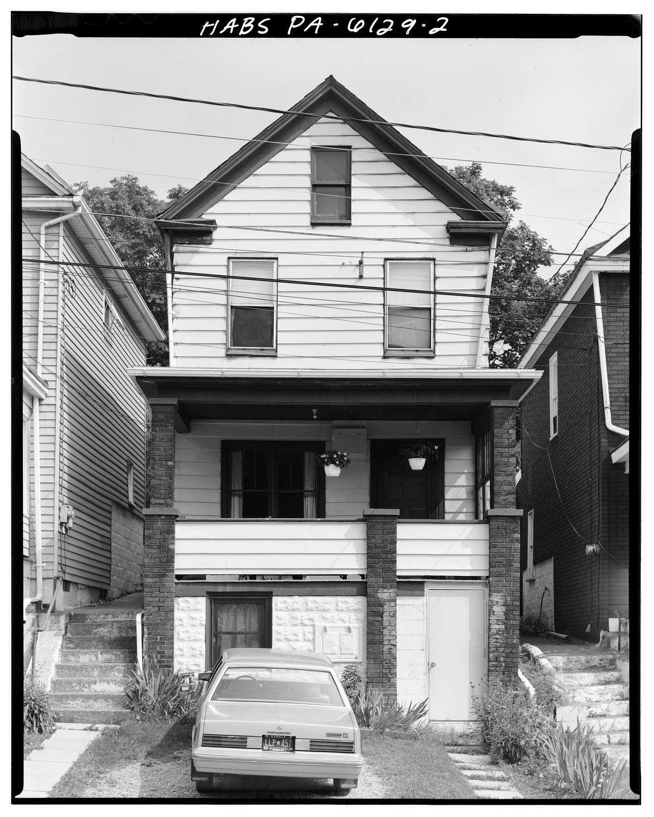 212 North Fourth Street (House), Jeannette, Westmoreland County, PA