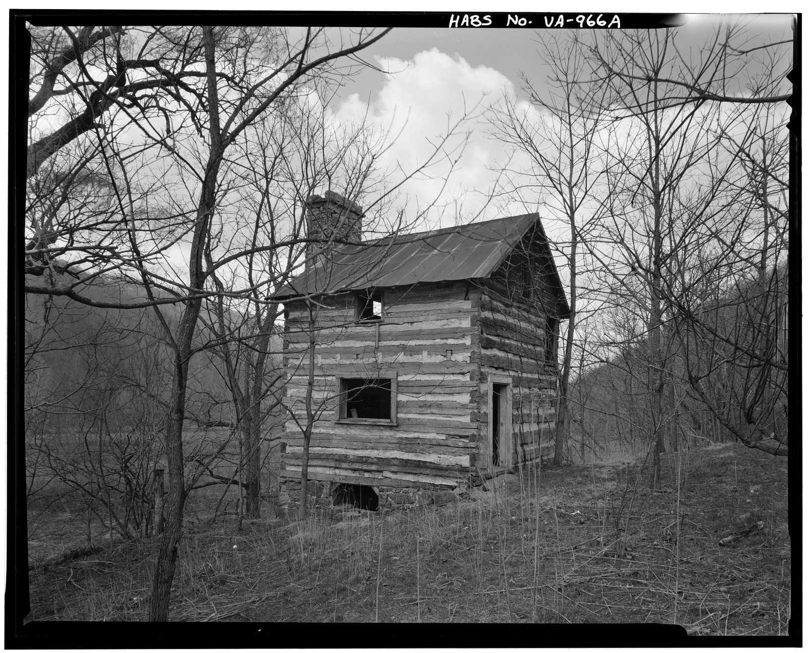 Buckhorn Manor, Kitchen, State Route 603, Bacova, Bath County, VA