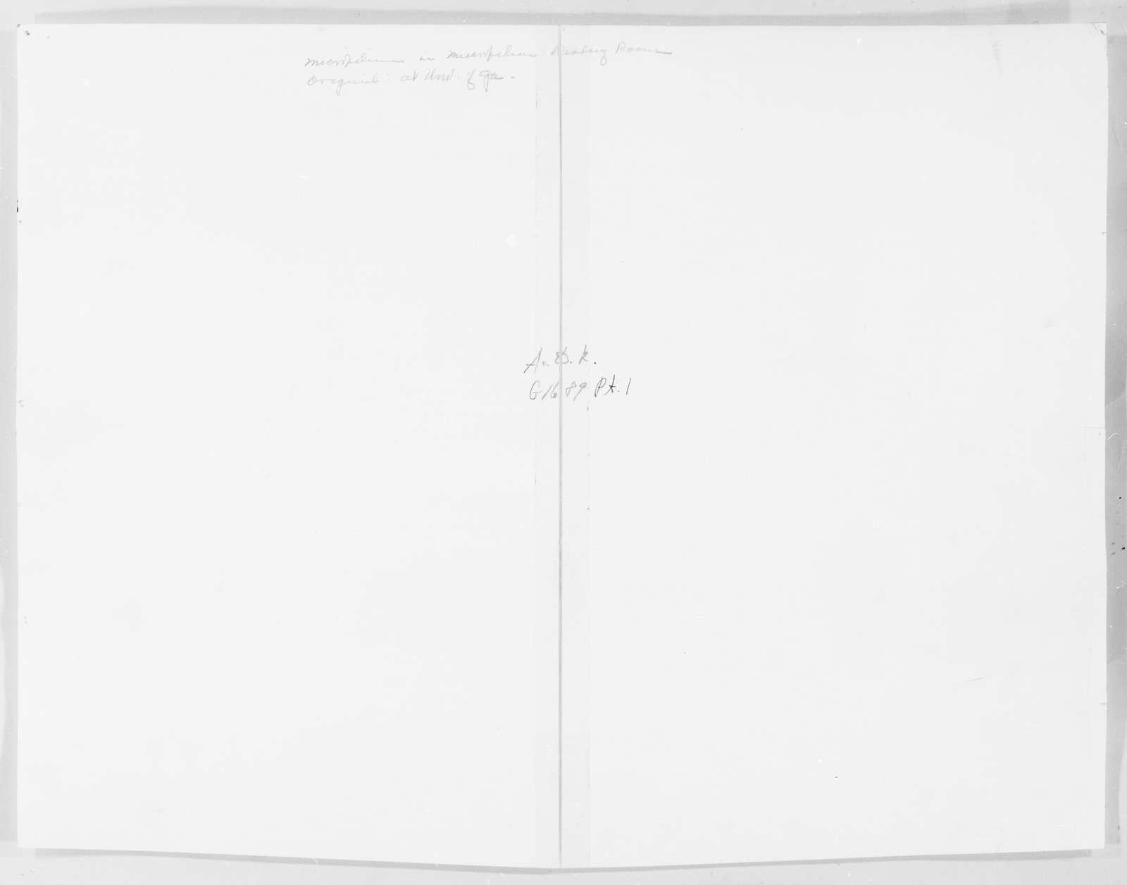 Confederate States of America records: Microfilm Reel 37