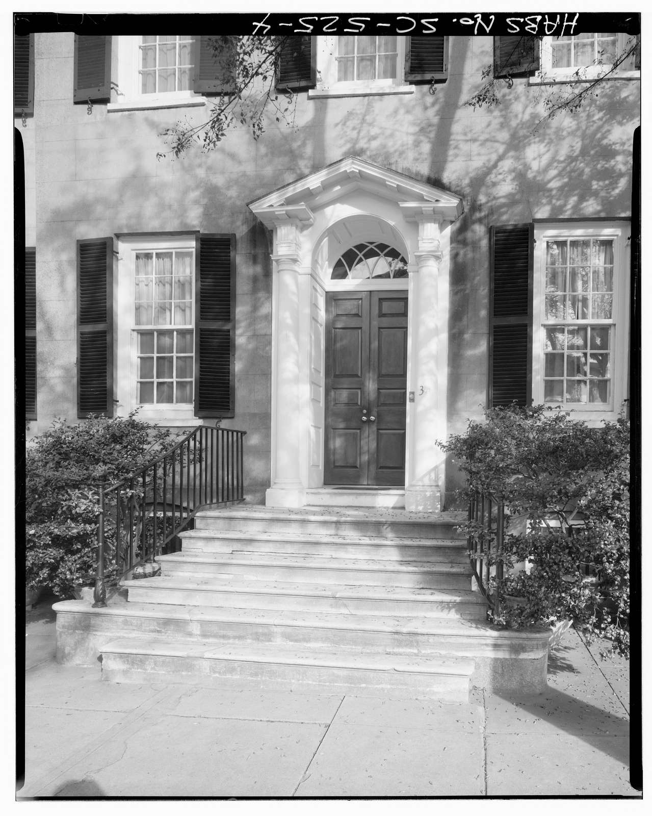 Daniel E. Huger House, 34 Meeting Street, Charleston, Charleston County, SC