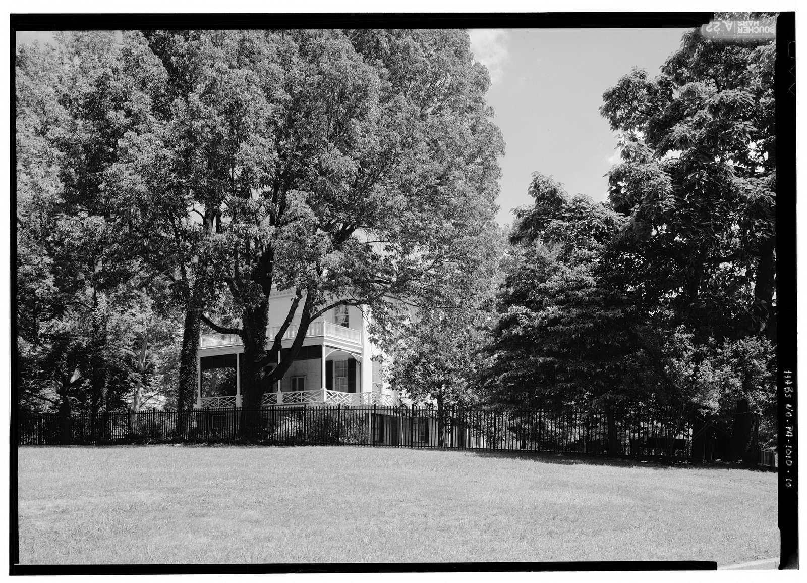 Lemon Hill, Lemon Hill Drive, Philadelphia, Philadelphia County, PA