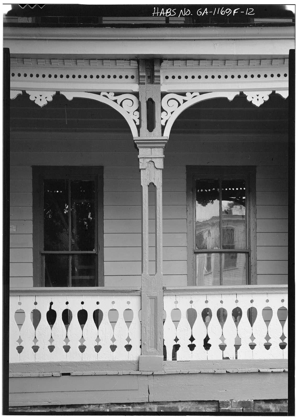 Savannah Victorian Historic District, 107 West Duffy Street (House), Savannah, Chatham County, GA