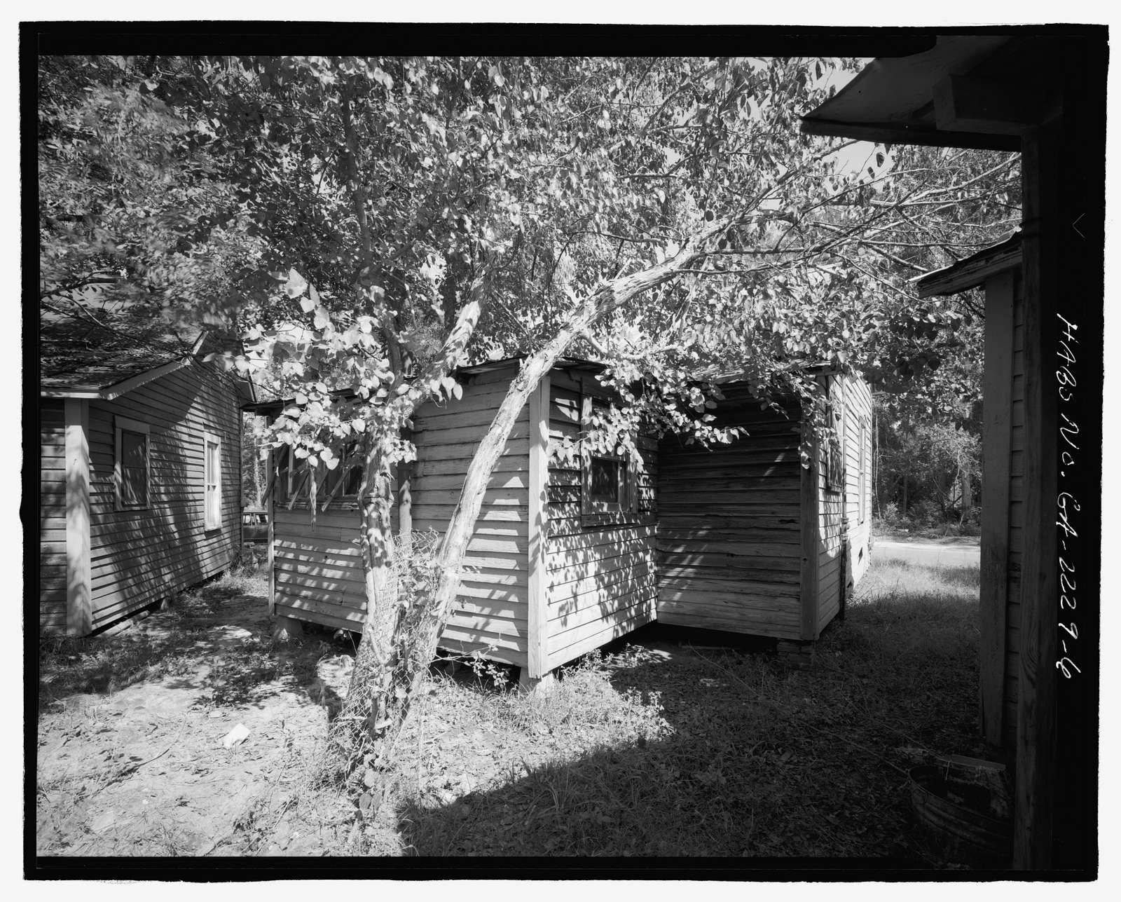 913 G Street (House), Waycross, Ware County, GA