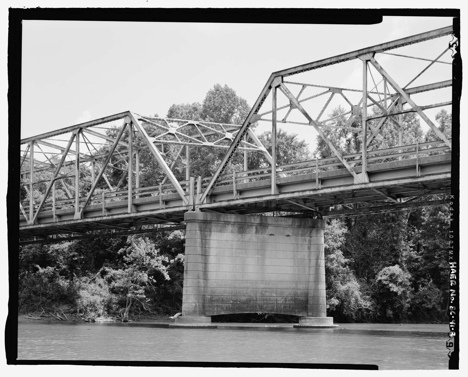 Broad River Bridge, Spanning Broad River at U.S. Highway 29, Gaffney, Cherokee County, SC