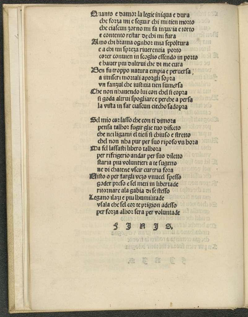 Capitulo de laurora / co[m]posta per Seraphino.