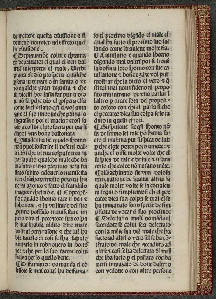 Confessionale bound with Formulario di epistole.