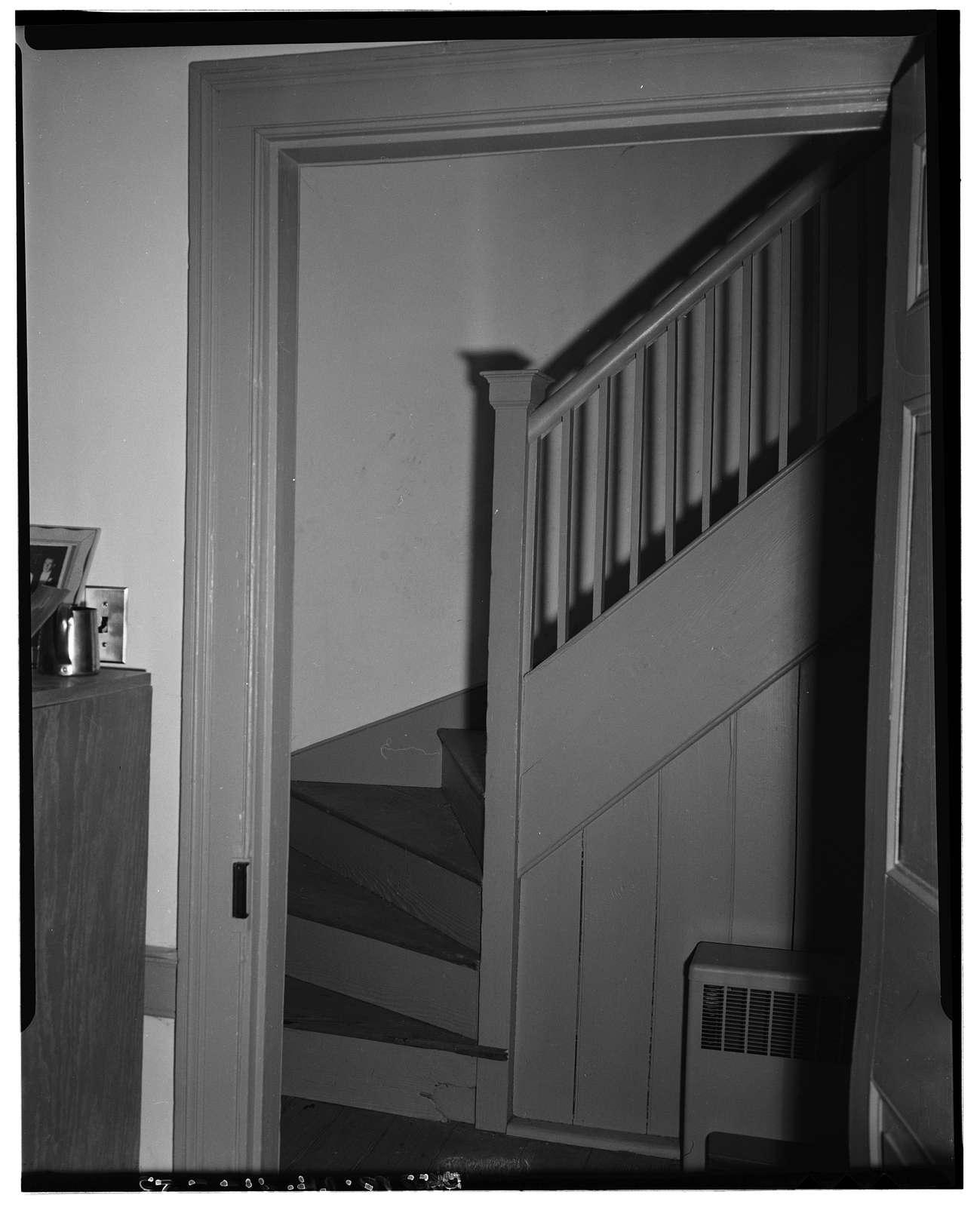 Hugh Watt House, Old Cold Harbor, Hanover County, VA