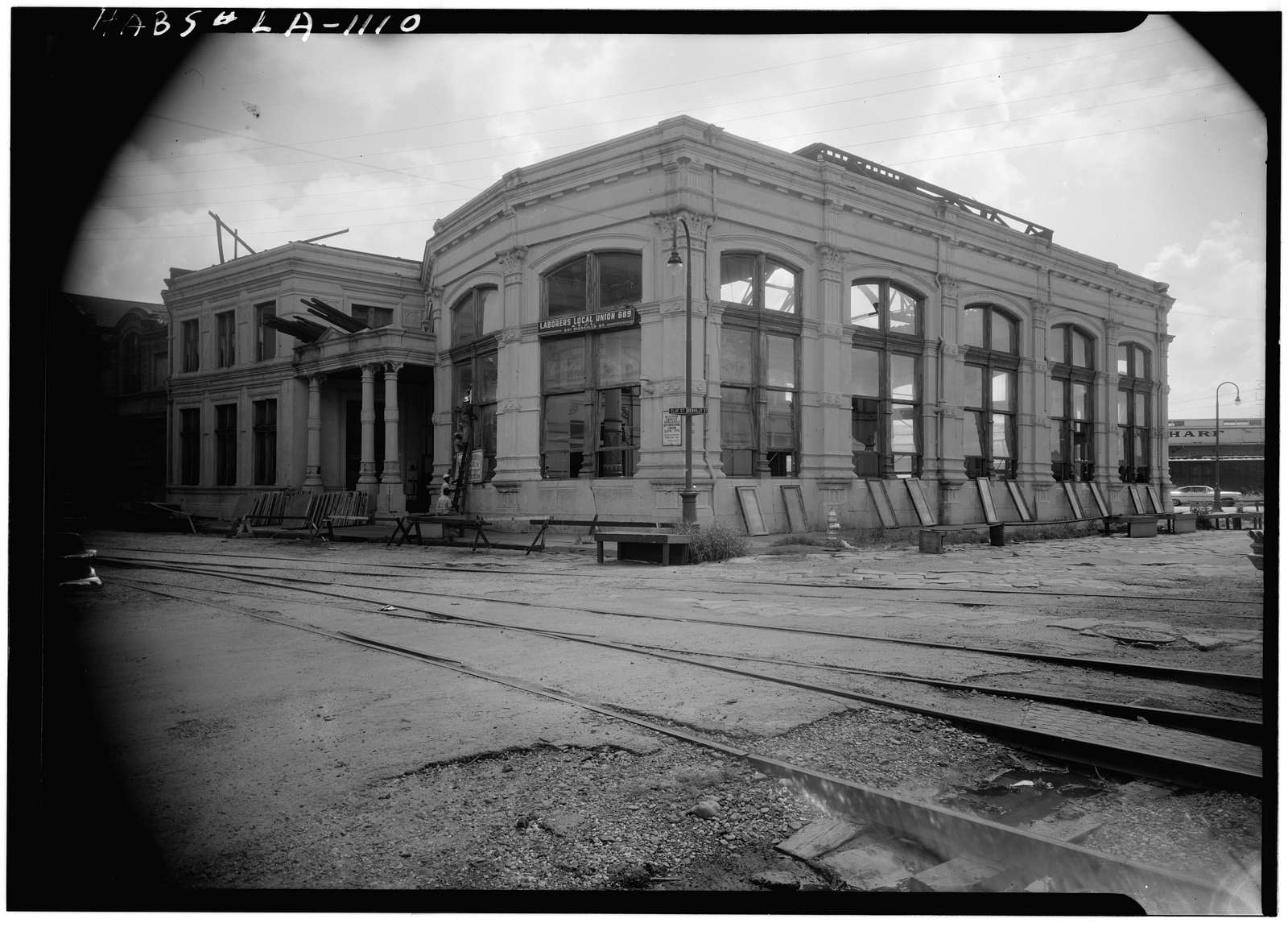 Louisiana Sugar Exchange, North Front & Bienville Streets, New Orleans, Orleans Parish, LA