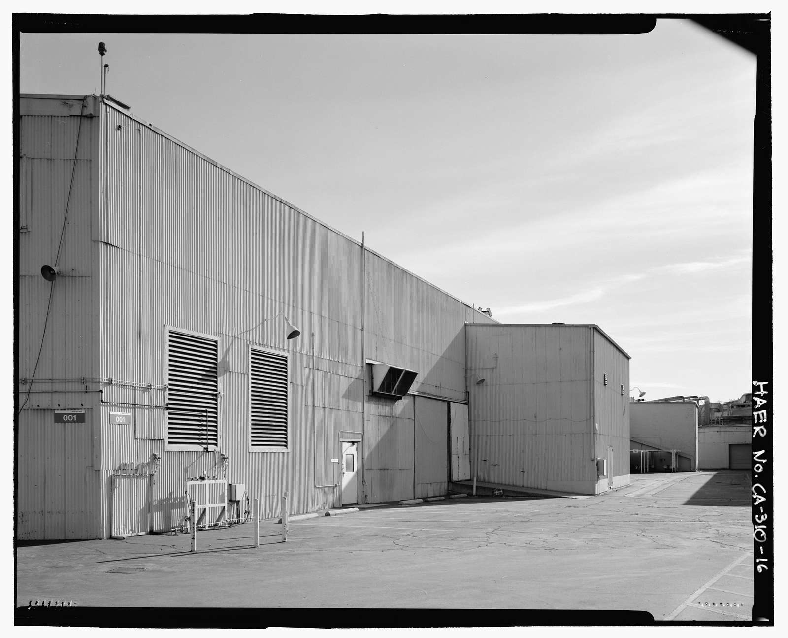 NASA Industrial Plant, 12214 Lakewood Boulevard, Downey, Los Angeles County, CA