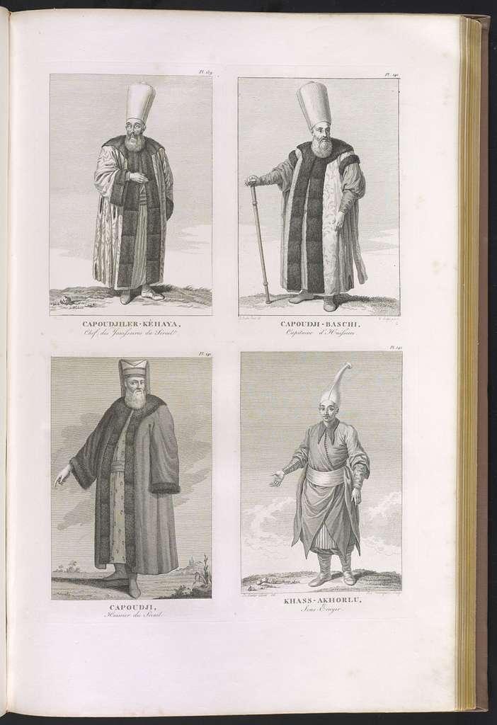 Tableau général de l'Empire othoman, divisé en deux parties, dont l'une comprend la législation mahométane; l'autre, l'histoire de l'Empire othoman.
