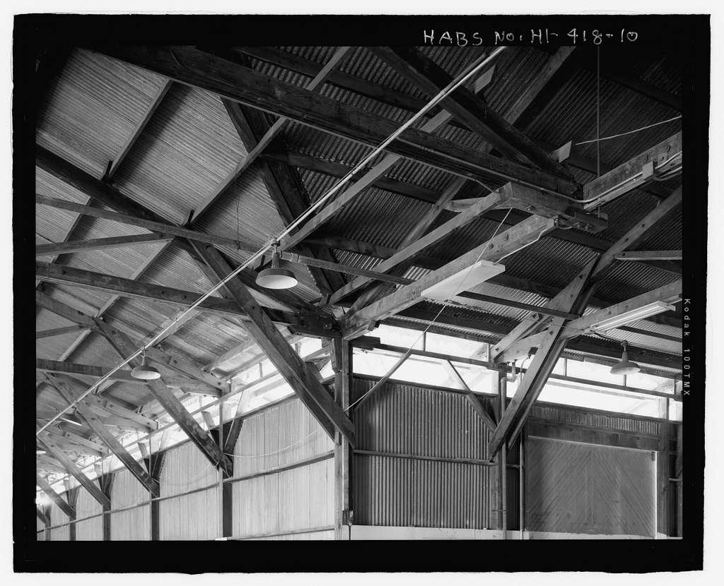 U.S. Naval Base, Pearl Harbor, Naval Air Base Temporary Storehouse, Avoget Street and Ranger Loop, Pearl City, Honolulu County, HI