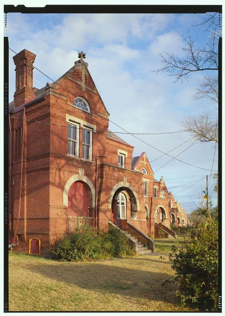 William Enston Home, Cottage No. 2, 900 King Street, Charleston, Charleston County, SC