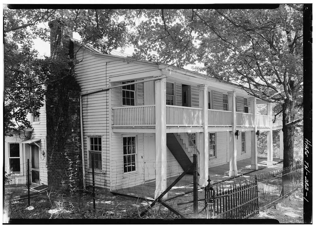 Dover Hotel, Petty Street, Dover, Stewart County, TN