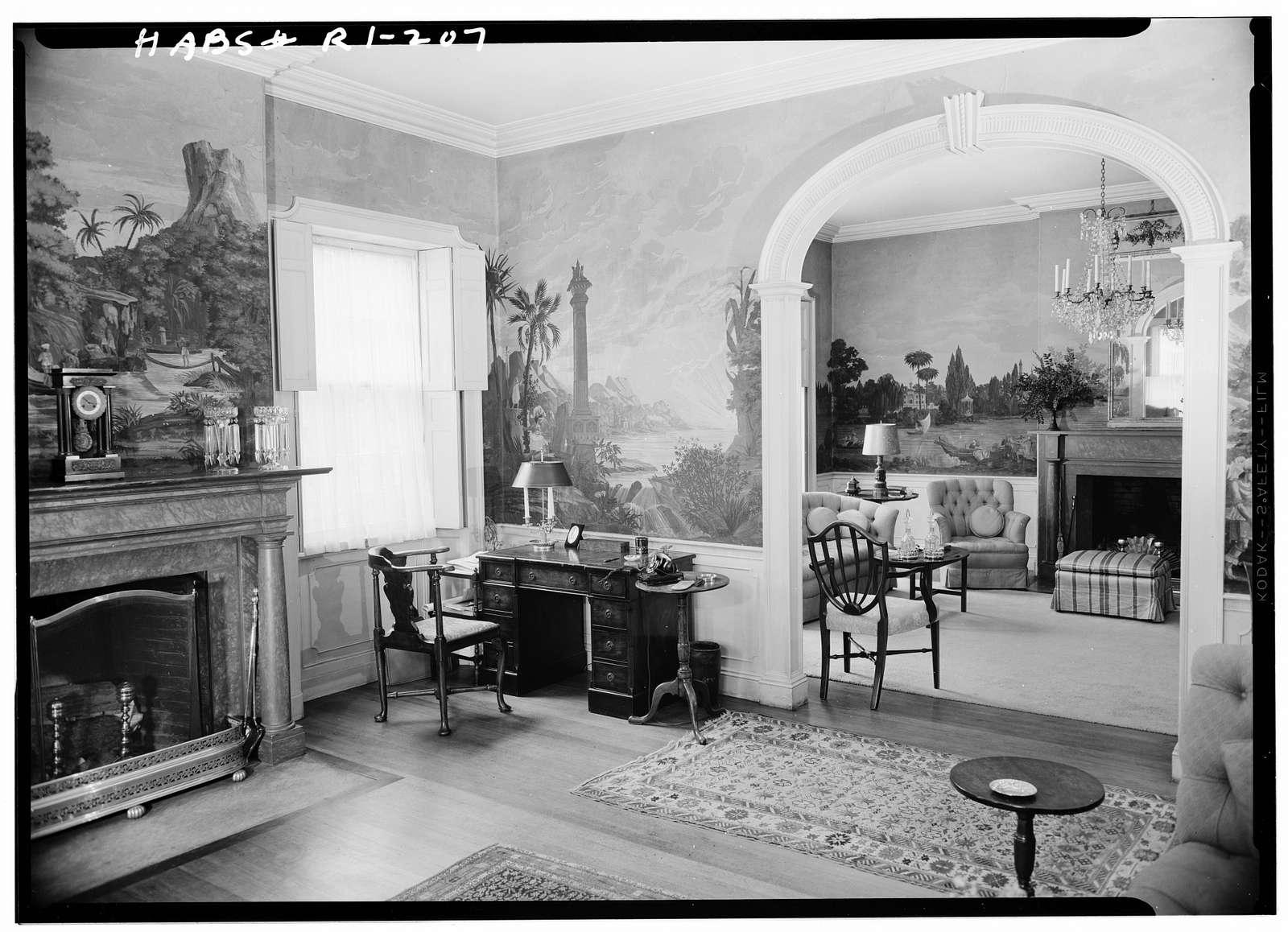 Eliza Ward House, 2 George Street, Providence, Providence County, RI