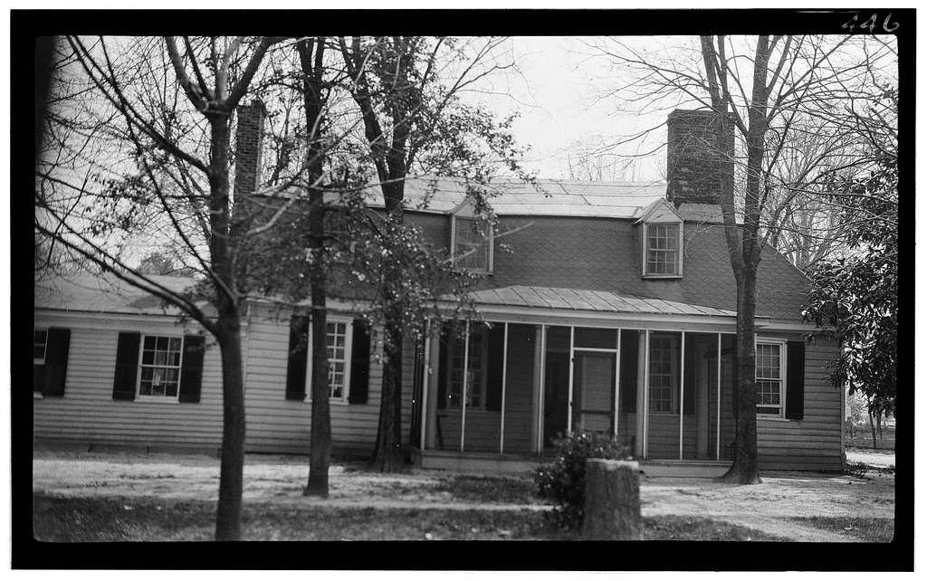 Emerson's Ordinary, House No. 1, 314 Water Lane, Tappahannock, Essex County, VA