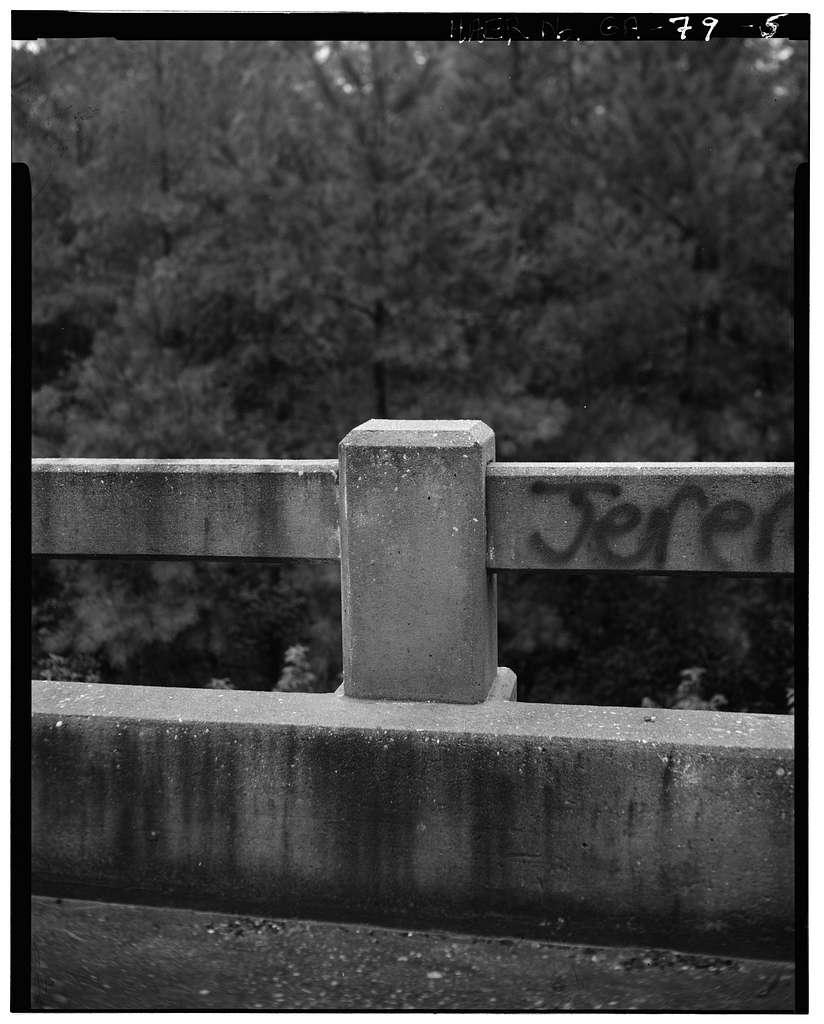 Georgia DOT Bridge No. 145-00315-017.37E, State Route 315 spanning Southern Railroad, Ellerslie, Harris County, GA