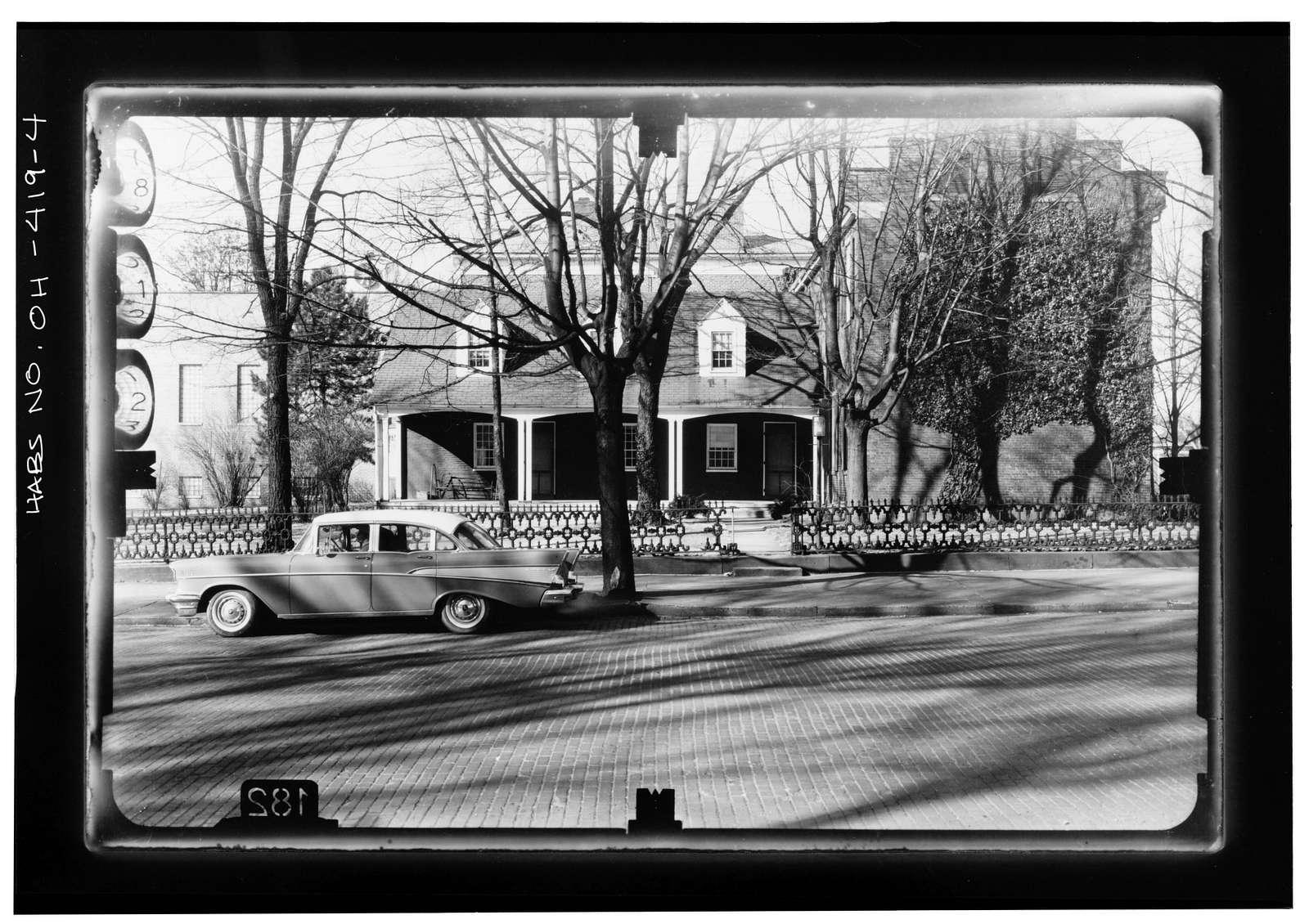 Giani-Mumaugh Memorial, Main & High Streets, Lancaster, Fairfield County, OH