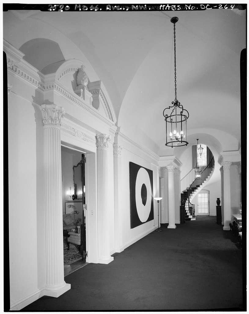 Japanese Embassy, 2516 Massachusetts Avenue Northwest, Washington, District of Columbia, DC