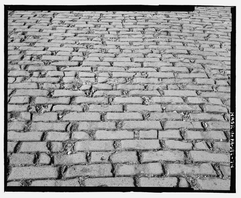Lincoln Highway, Running from Philadelphia to Pittsburgh, Fallsington, Bucks County, PA